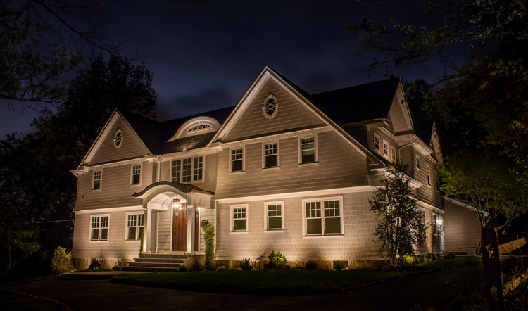 Outdoor Landscape Lighting Burlington County New Jersey Nj