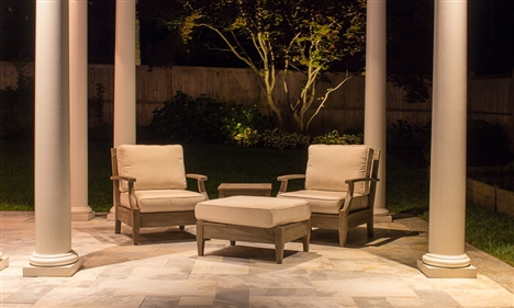 View larger photo of: Patio lighting NJ