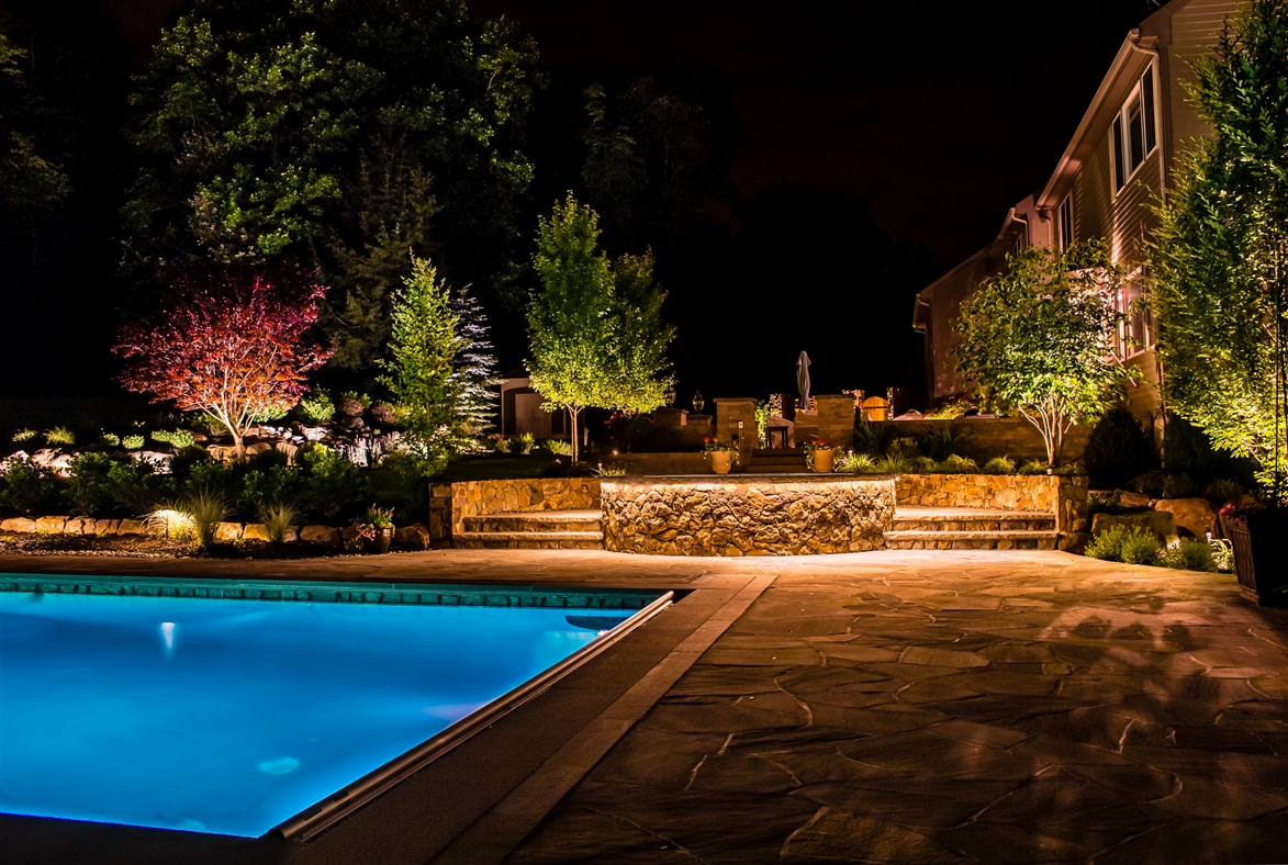 Why choose us nj outdoor landscape lighting new jersey mozeypictures Choice Image