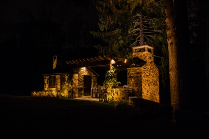 View larger photo of: Chester New Jersey outdoor lighting