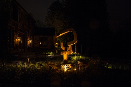 View larger photo of: Sculpture lighting NJ