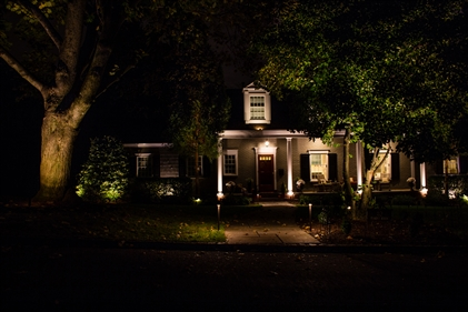 View larger photo of: Short Hills NJ Outdoor Lighitng