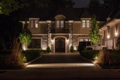 View larger photo of: Uplighting architectural lighting NJ