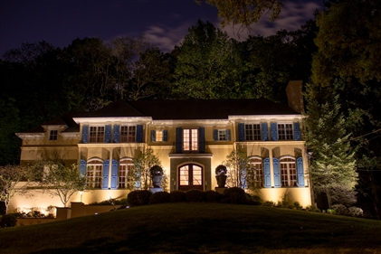 View larger photo of: Uplighting Outdoor Lighting Architectural NJ