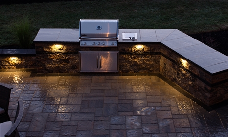 View larger photo of: Outdoor lights for outdoor kitchen