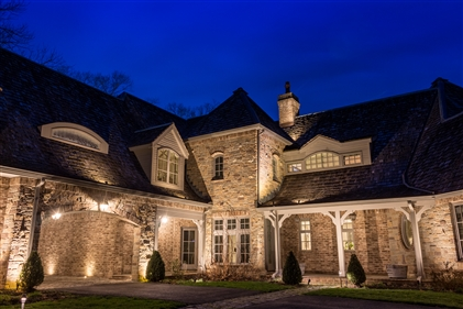 View larger photo of: Outdoor lighting Far Hills